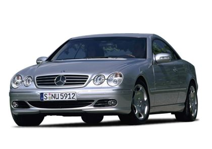 KBB.com 2003 Mercedes-Benz CL-Class Overview