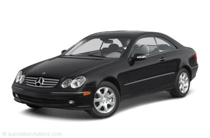 Kelley Blue Book ® - 2003 Mercedes-Benz CLK-Class Overview