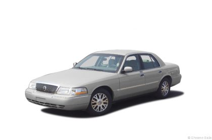 Kelley Blue Book ® - 2003 Mercury Grand Marquis Overview