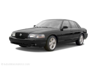 Kelley Blue Book ® - 2003 Mercury Marauder Overview