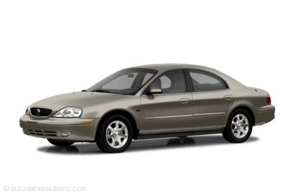 Kelley Blue Book ® - 2003 Mercury Sable Overview