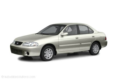 Kelley Blue Book ® - 2003 Nissan Sentra Overview