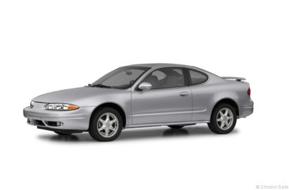 Kelley Blue Book ® - 2003 Oldsmobile Alero Overview