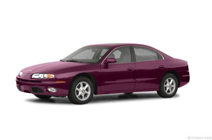 Kelley Blue Book &reg; - 2003 Oldsmobile Aurora Overview