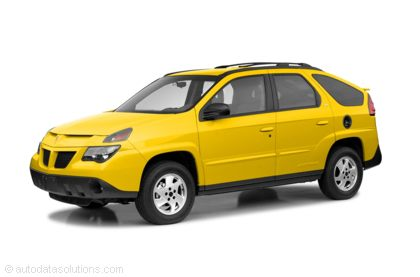 Kelley Blue Book ® - 2003 Pontiac Aztek Overview