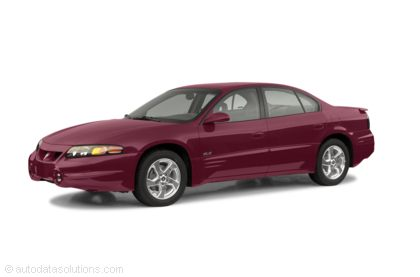 Kelley Blue Book ® - 2003 Pontiac Bonneville Overview