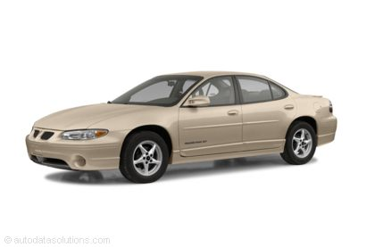 Kelley Blue Book ® - 2003 Pontiac Grand Prix Overview