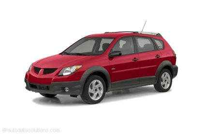 Kelley Blue Book ® - 2003 Pontiac Vibe Overview