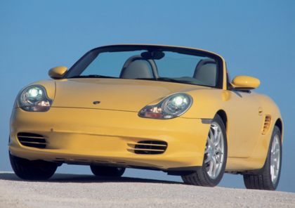 Kelley Blue Book ® - 2003 Porsche Boxster Overview