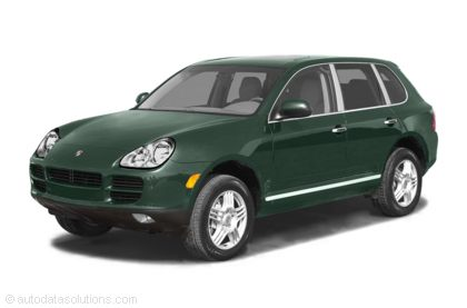 Kelley Blue Book &reg; - 2003 Porsche Cayenne Overview