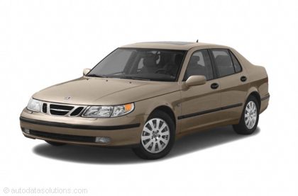 Kelley Blue Book ® - 2003 Saab 9-5 Overview