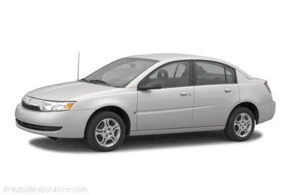 Kelley Blue Book &reg; - 2003 Saturn Ion Overview