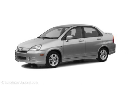 Kelley Blue Book ® - 2003 Suzuki Aerio Overview