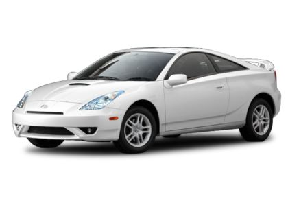 Kelley Blue Book &reg; - 2003 Toyota Celica Overview