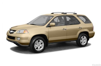 Kelley Blue Book ® - 2004 Acura MDX Overview