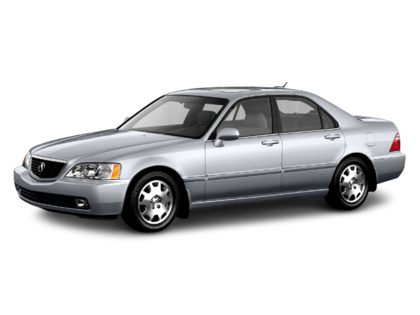 Kelley Blue Book ® - 2004 Acura RL Overview