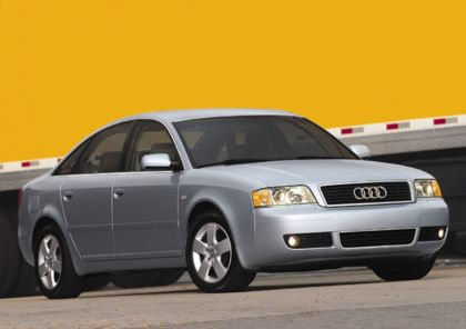 Kelley Blue Book ® - 2004 Audi A6 Overview