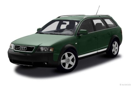 Kelley Blue Book ® - 2004 Audi allroad Overview