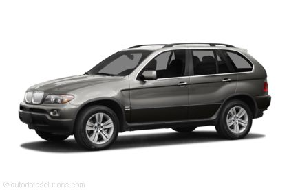 Kelley Blue Book ® - 2004 BMW X5 Overview