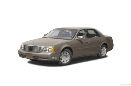 Kelley Blue Book ® - 2004 Cadillac DeVille Overview