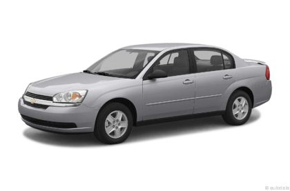 Kelley Blue Book ® - 2004 Chevrolet Malibu Overview