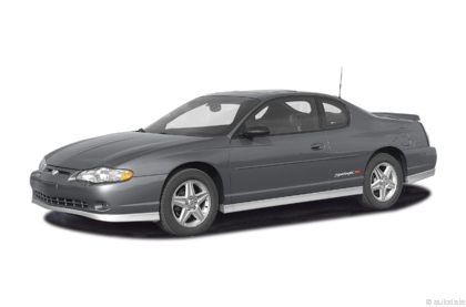 Kelley Blue Book ® - 2004 Chevrolet Monte Carlo Overview