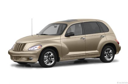 Kelley Blue Book ® - 2004 Chrysler PT Cruiser Overview