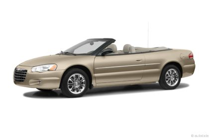 Kelley Blue Book ® - 2004 Chrysler Sebring Overview