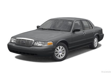 Kelley Blue Book ® - 2004 Ford Crown Victoria Overview