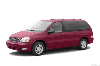 Kelley Blue Book ® - 2004 Ford Freestar Overview
