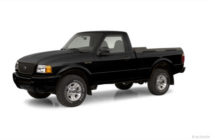 Kelley Blue Book ® - 2004 Ford Ranger Overview