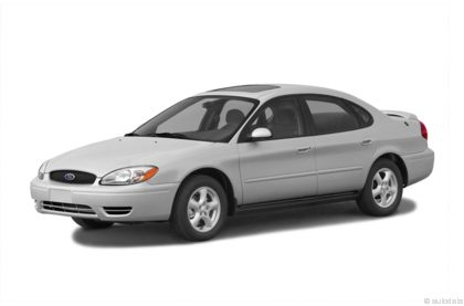 Kelley Blue Book ® - 2004 Ford Taurus Overview