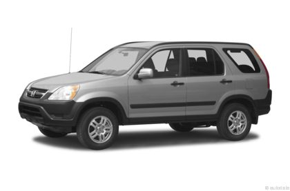 Kelley Blue Book ® - 2004 Honda CR-V Overview