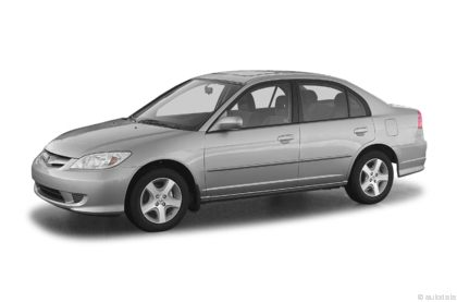 Kelley Blue Book ® - 2004 Honda Civic Overview