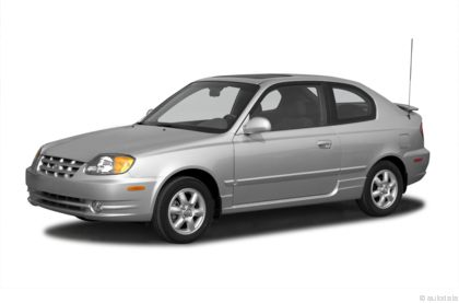 Kelley Blue Book ® - 2004 Hyundai Accent Overview