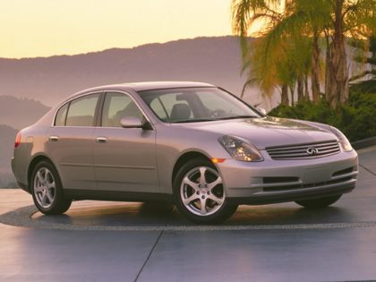 Kelley Blue Book ® - 2004 Infiniti G35 Overview