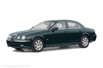 Kelley Blue Book ® - 2004 Jaguar S-Type Overview