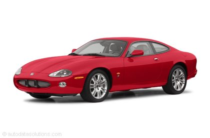 KBB.com 2004 Jaguar XKR Overview