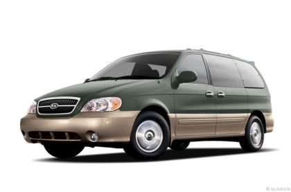 Kelley Blue Book ® - 2004 Kia Sedona Overview