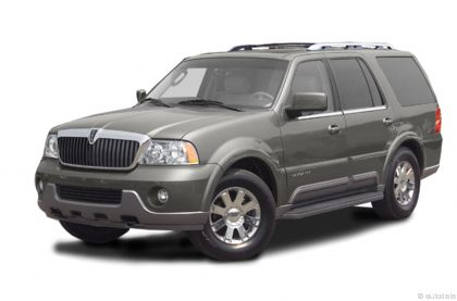 Kelley Blue Book ® - 2004 Lincoln Navigator Overview