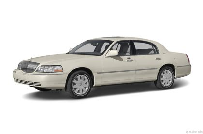 Kelley Blue Book ® - 2004 Lincoln Town Car Overview