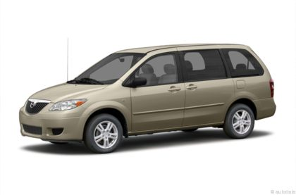 Kelley Blue Book ® - 2004 Mazda MPV Overview