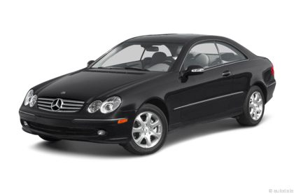 Kelley Blue Book ® - 2004 Mercedes-Benz CLK-Class Overview