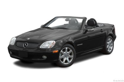 Kelley Blue Book ® - 2004 Mercedes-Benz SLK-Class Overview