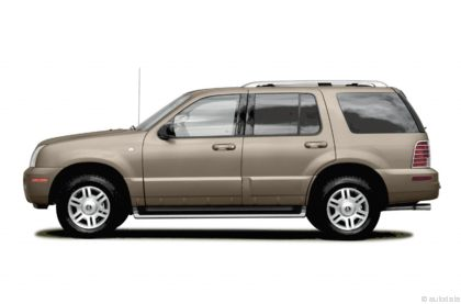Kelley Blue Book ® - 2004 Mercury Mountaineer Overview