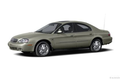 Kelley Blue Book ® - 2004 Mercury Sable Overview
