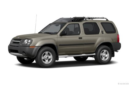 Kelley Blue Book ® - 2004 Nissan Xterra Overview