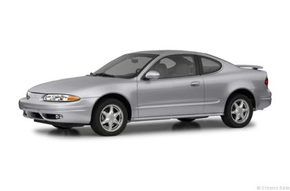 Kelley Blue Book &reg; - 2004 Oldsmobile Alero Overview