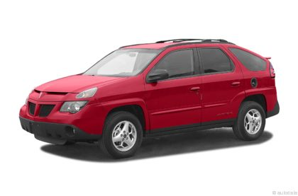 Kelley Blue Book ® - 2004 Pontiac Aztek Overview