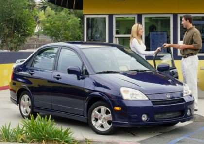 Kelley Blue Book ® - 2004 Suzuki Aerio Overview